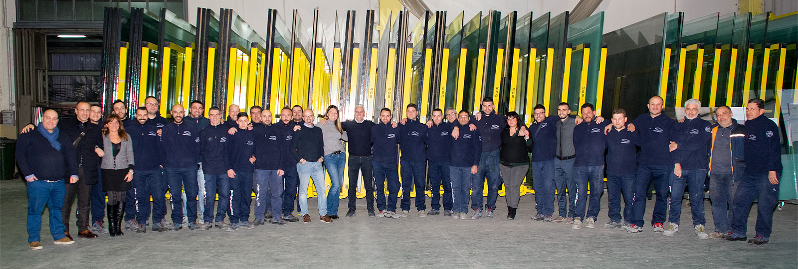 Palumbo Glass Team