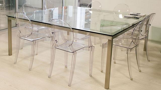 Complementi d arredo in vetro for Complementi d arredo design